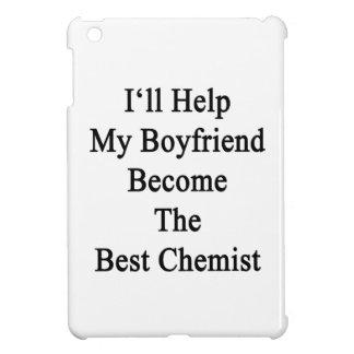 I'll Help My Boyfriend Become The Best Chemist iPad Mini Covers