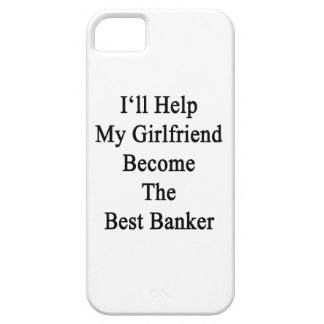I'll Help My Girlfriend Become The Best Banker iPhone SE/5/5s Case