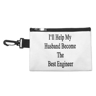 I'll Help My Husband Become The Best Engineer Accessory Bag