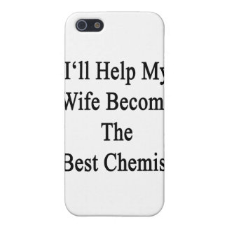 I'll Help My Wife Become The Best Chemist iPhone SE/5/5s Cover