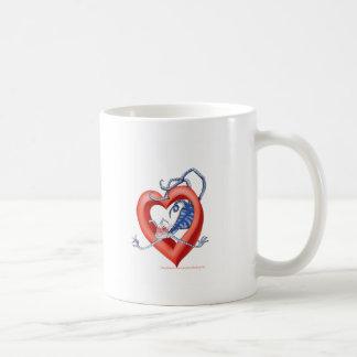 i'll jump through hoops for you, tony fernandes coffee mug