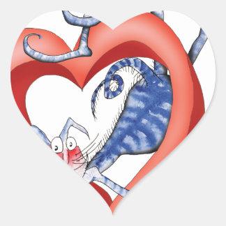 i'll jump through hoops for you, tony fernandes heart sticker
