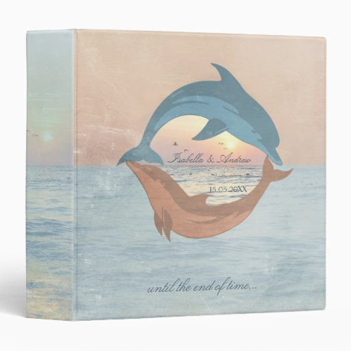 I'll love you till the end of time - Photo Album 3 Ring Binder