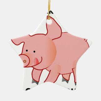 I'll make ham! ornamento para reyes magos