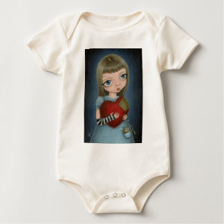 I'll mend your heart... baby bodysuit