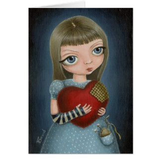 I'll mend your heart... card