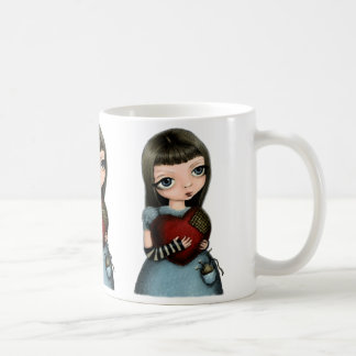 I'll mend your heart coffee mug