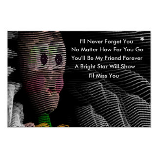 I'll Never Forget You Poster