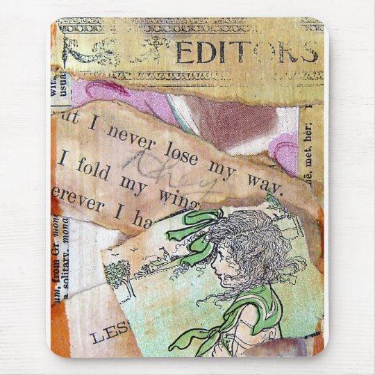 I'll Never Loose My Way ATC Mouse Pad