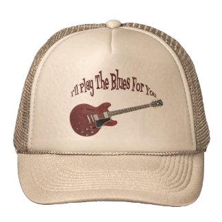 I'll Play The Blues Hat