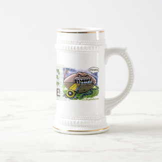 I'll See You In The End Zone! Mug