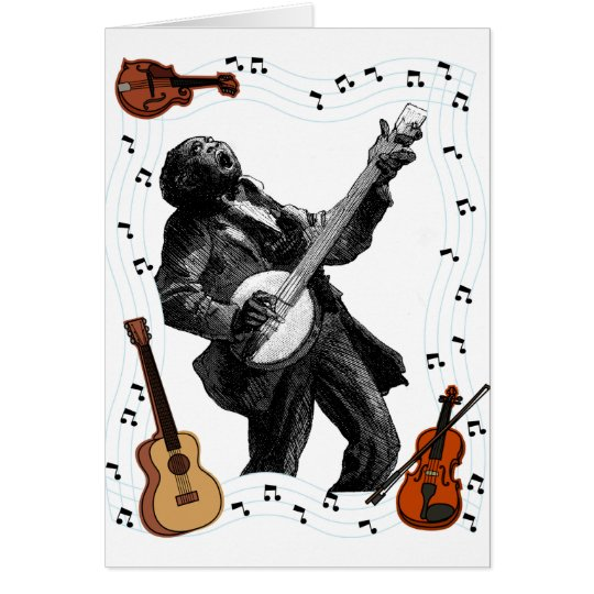 I'll Sing & Play, Let's Rock_ Card