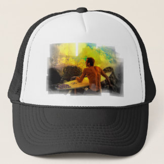 I'll Sit And Wait Trucker Hat