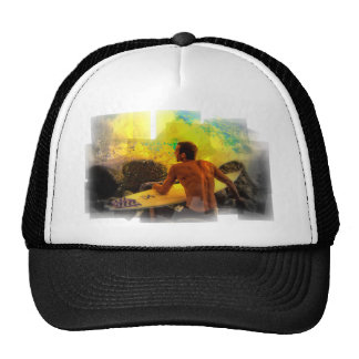 I'll Sit And Wait Trucker Hat