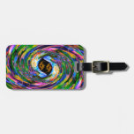 I'll Stop The World And Swirl With You Bag Tags