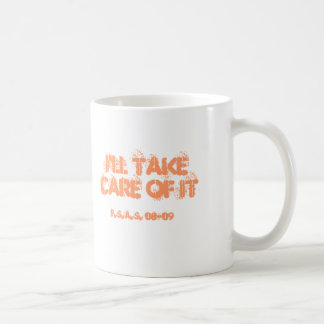 I'll take care of it, It's been taken care of, ... Mug