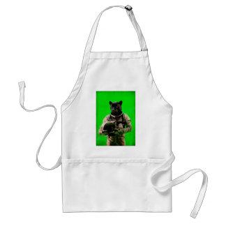 I'll taste the sky adult apron