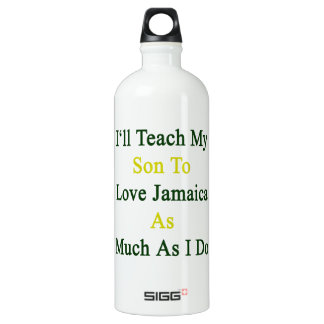I'll Teach My Son To Love Jamaica As Much As I Do. SIGG Traveler 1.0L Water Bottle