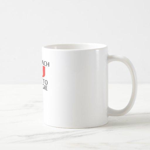 I'LL TEACH YOU HOW TO DOUGIE T-Shirts K.png Coffee Mug