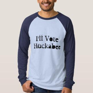 I'll Vote Huckabee T-Shirt