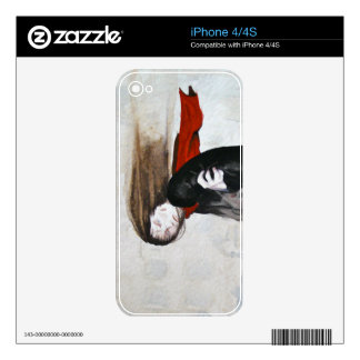 ILL WIND SKIN FOR iPhone 4S