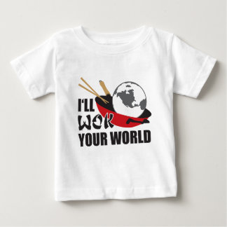 I'll Wok Your World Shirt