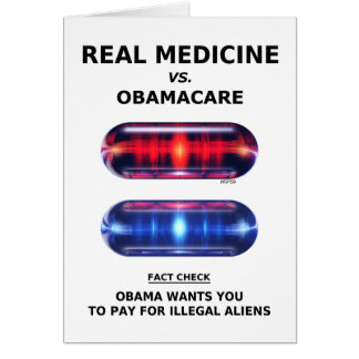Illegal Aliens Card