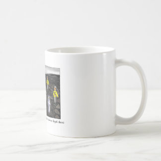 Illegal Aliens Cartoon coffee mug