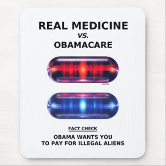 Illegal Aliens Mouse Pad