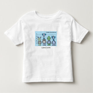 illegal aliens toddler t-shirt
