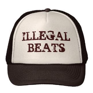 ILLEGAL BEATS TRUCKER HAT