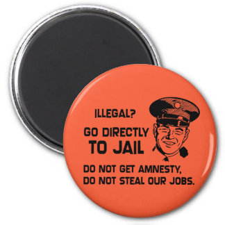 Illegal? Go Directly to Jail. Magnet