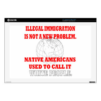 Illegal Immigration Skin For Laptop