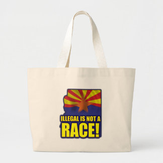 Illegal is not a Race Bag
