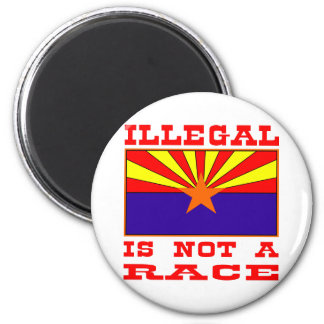 Illegal Is Not A Race Magnet