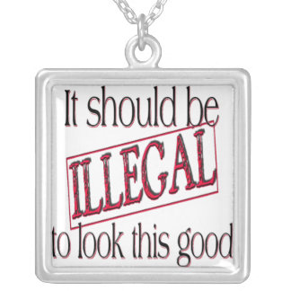 Illegal - Necklace