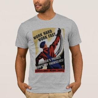 Illegal wiretap T-Shirt