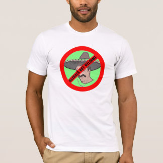 Illegals Not Welcome T-Shirt