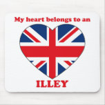 Illey Mouse Pad