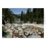 Illilouette Creek in Yosemite National Park Card