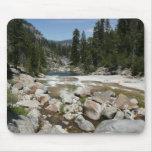 Illilouette Creek in Yosemite National Park Mouse Pad