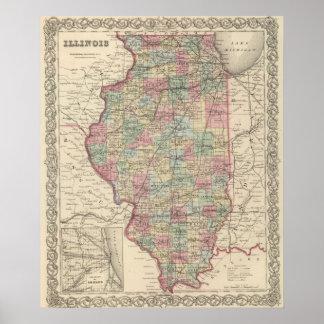 Illinois 11 poster