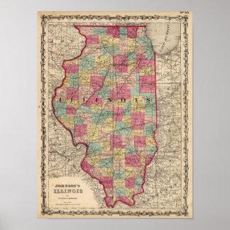 Illinois 12 poster