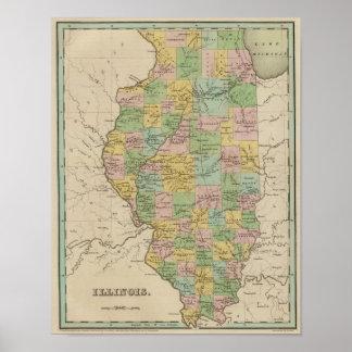 Illinois 13 poster