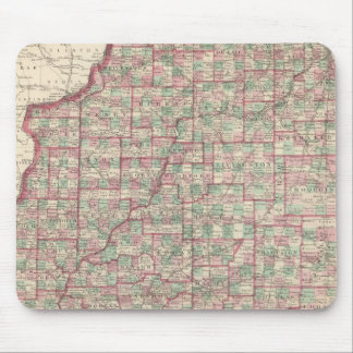 Illinois 3 mouse pad
