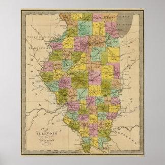 Illinois 4 poster