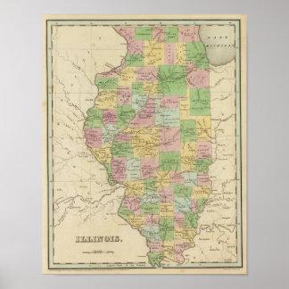 Illinois 6 poster