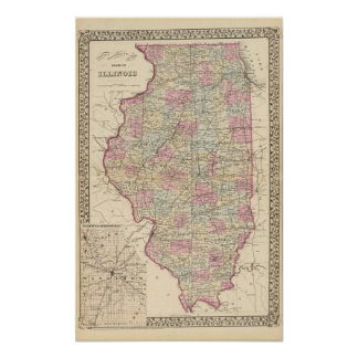 Illinois 7 poster