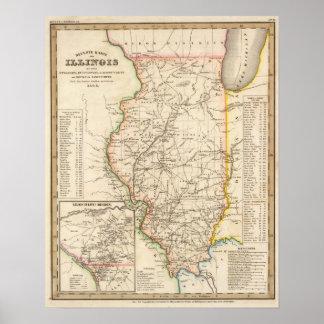 Illinois 8 póster