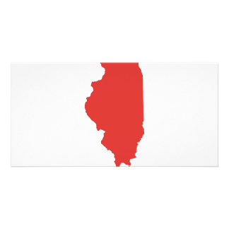 ILLINOIS - a RED State Card